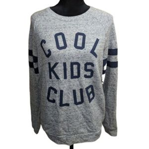Cool Kids Club Sweatshirt - Sz XL